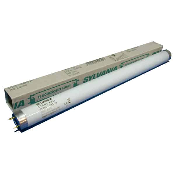 "18""/15W/T8 - Cool White - Fluorescent Tube"
