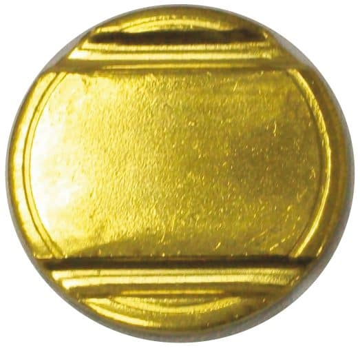 27.8mm double slotted 16mm security tokens