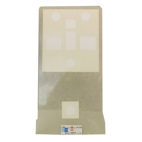 Calibration cards white (for JCM UBA -10/20 Series) 107724