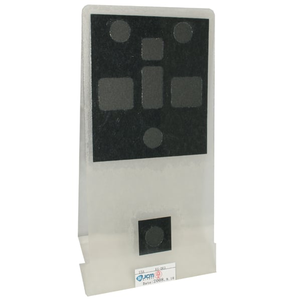Calibration Card Black (For UBA 10/20 Series) 107725
