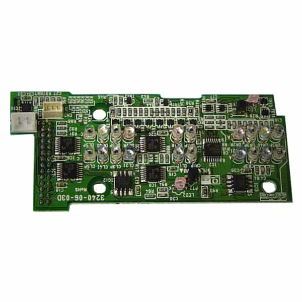 Lower sensor board for JCM UBA-10 (116215)