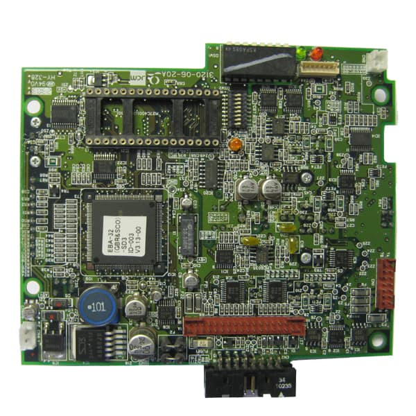 CPU board for JCM EBA-34 (117650)