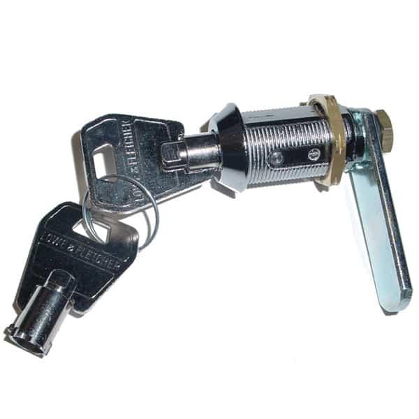 30mm length RPT radial lock - brass body