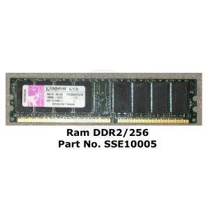 RAM DDR2/256