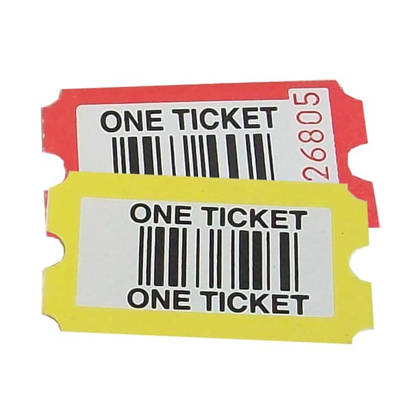 CUSTOMISED 'ONE TICKET'