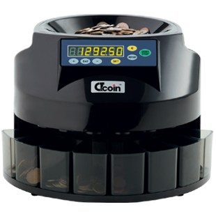 CT Coin Mustang 450 GBP Coin sorter/counter
