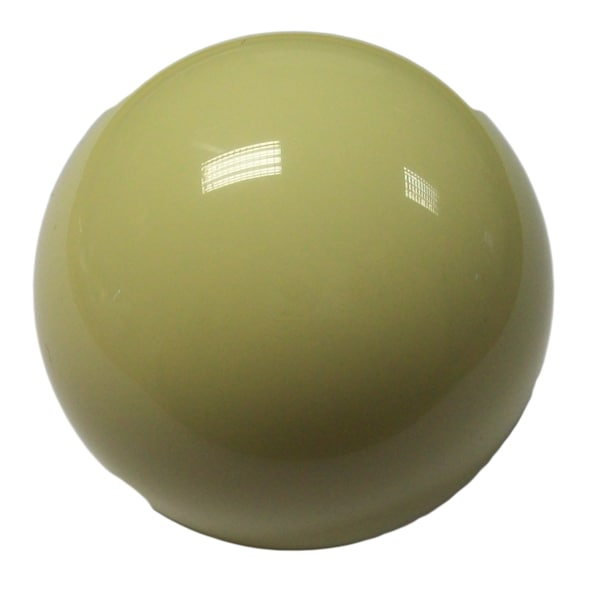 "2"" white cue ball"