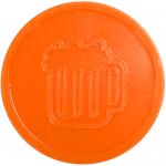 orange beer drink pint party events embossed tokens bag of 100
