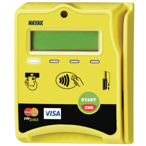 Nayax Contacless Payment Solution System Cashless Credit Debit Card Mobile Apple Pay Installation