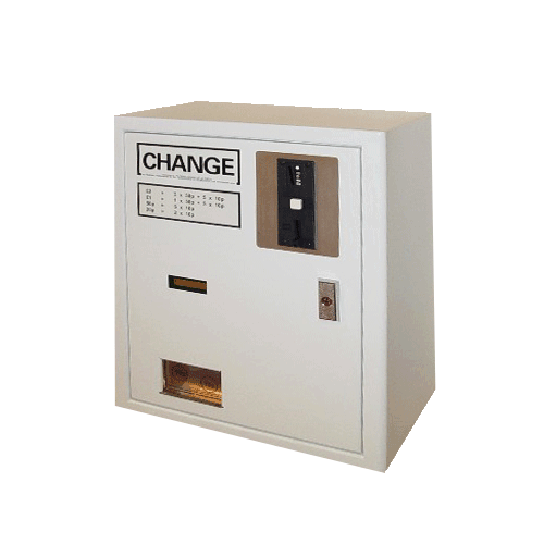 thomas change machine 1002 series