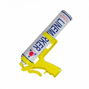 spraymaster II line marker marking linemarker application applicator spray gun precision