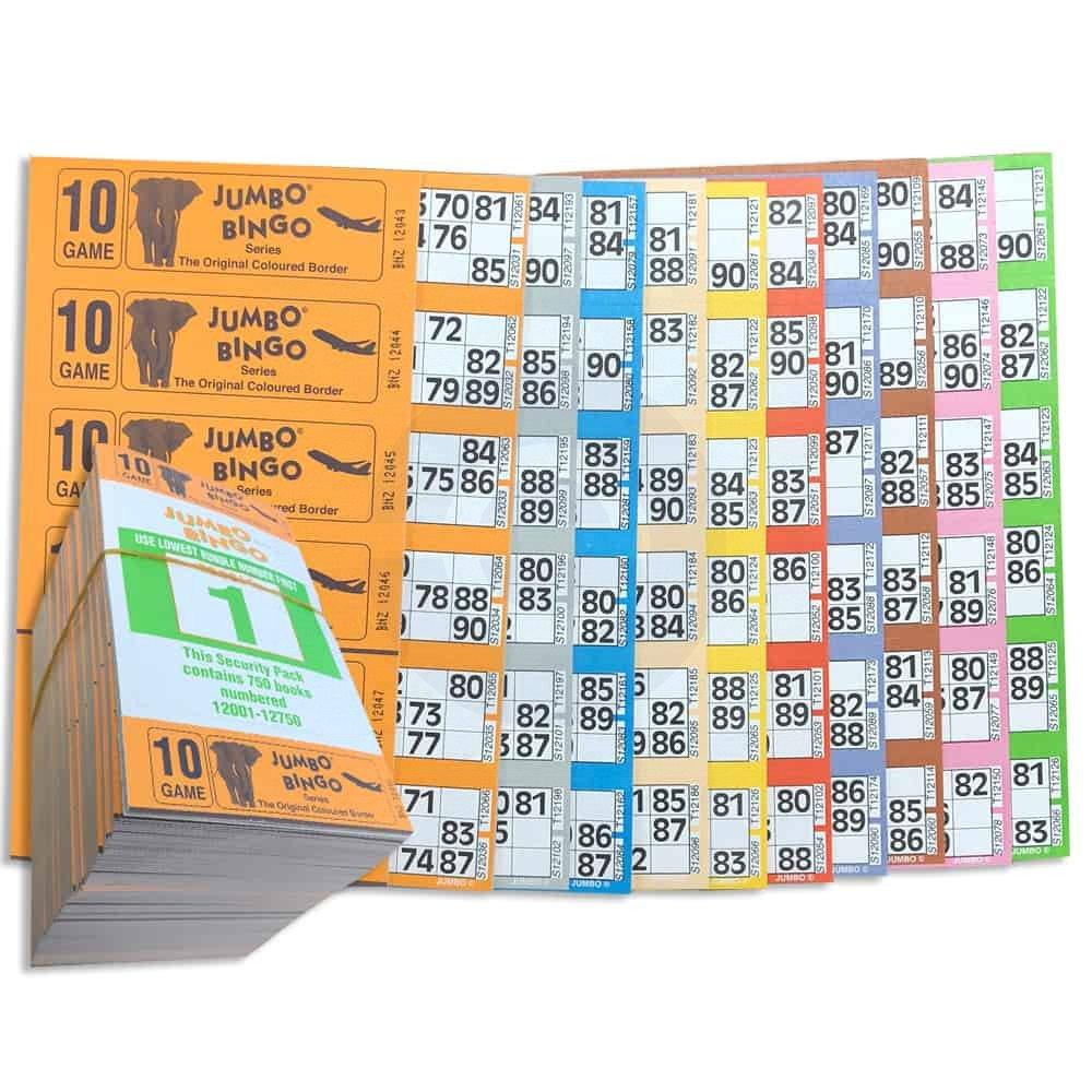 Bingo Tickets Home Bargains