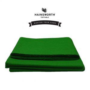 Hainsworth Pool Cloth – Club Olive Green