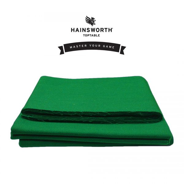 Hainsworth Pool Cloth – Elite Pro American Green