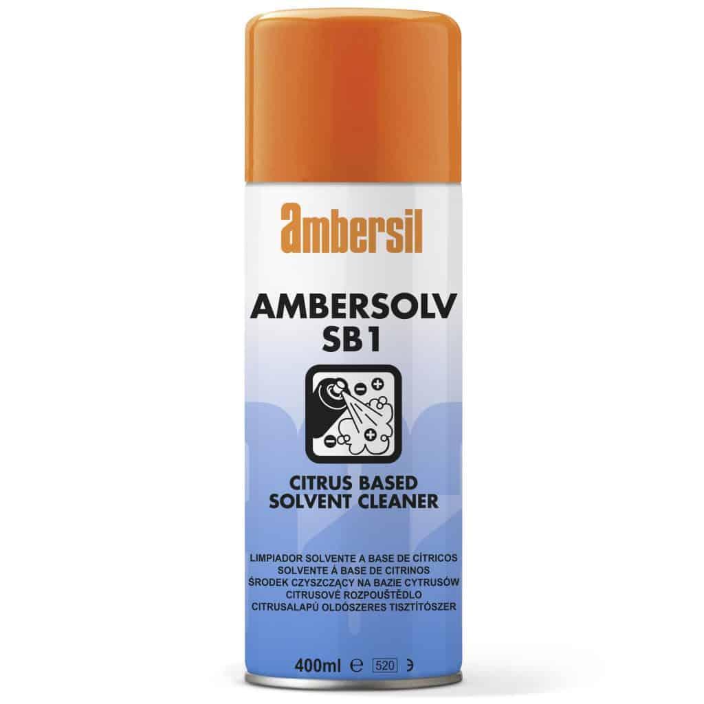 Ambersil Ambersolv Sb1 400ml Citrus Based Solvent