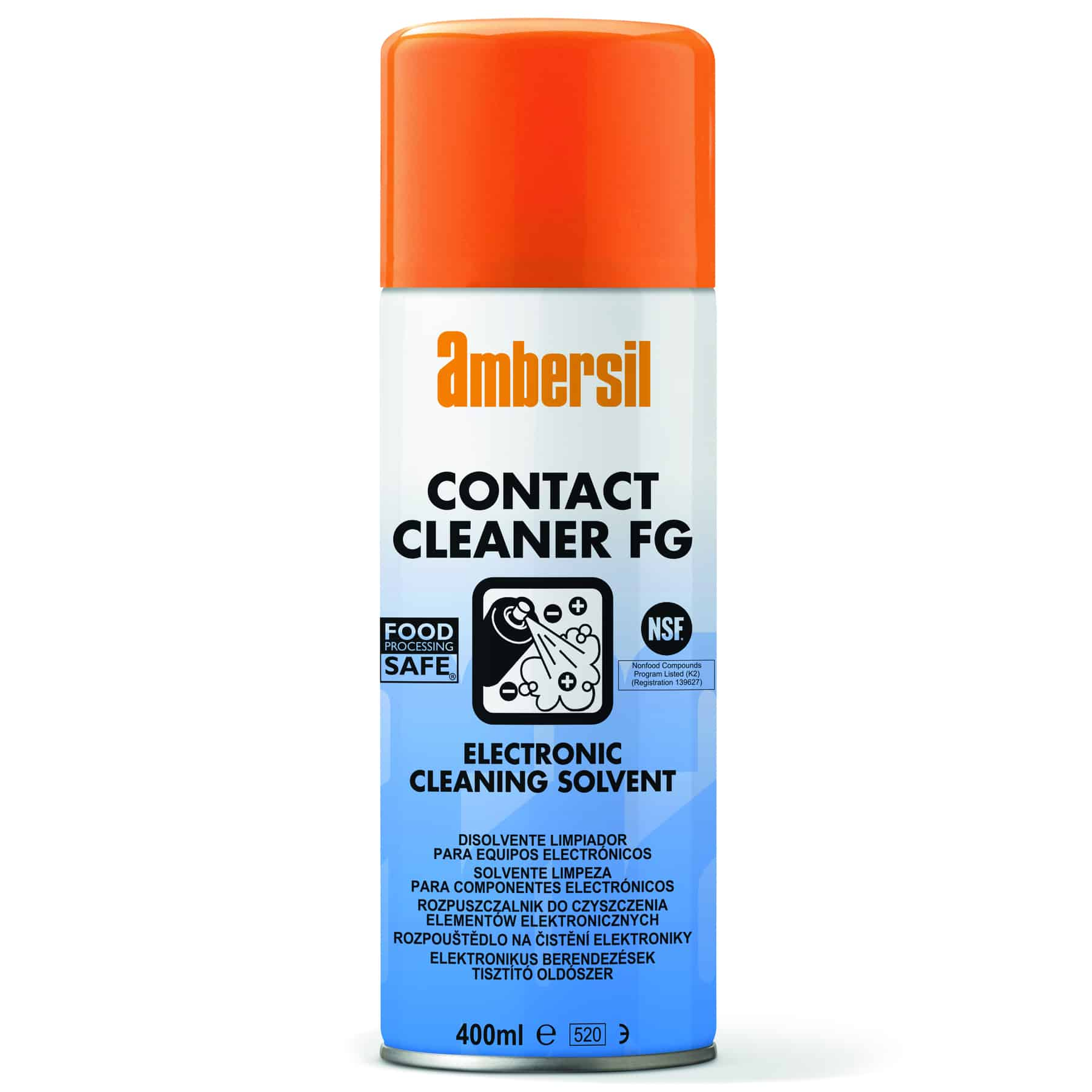 Ambersil - Contact Cleaner FG 400ml