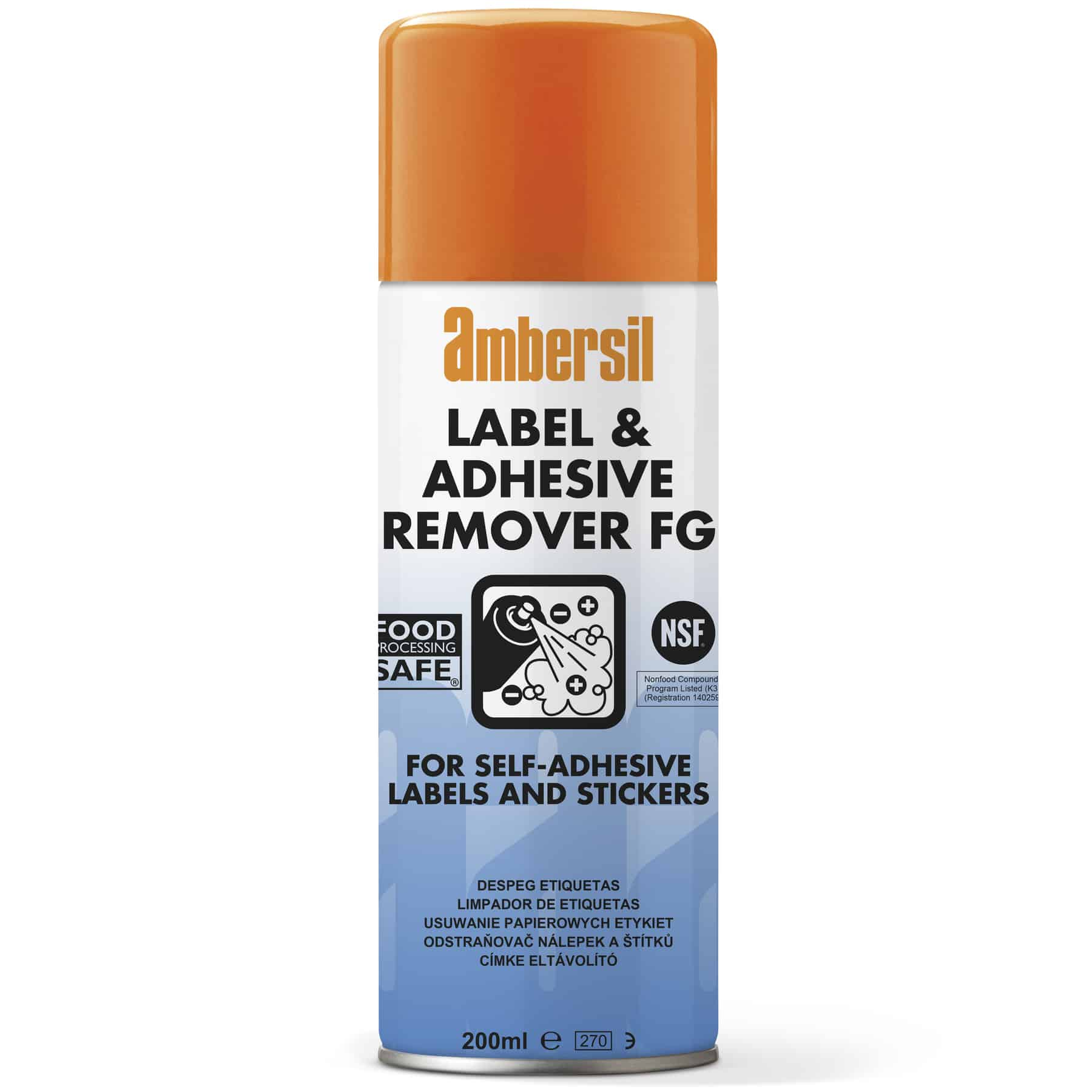 Label & Adhesive Remover FG 200ml