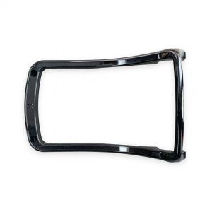 60089278 - Genie Black Frame Front (With cutout for coin mech)