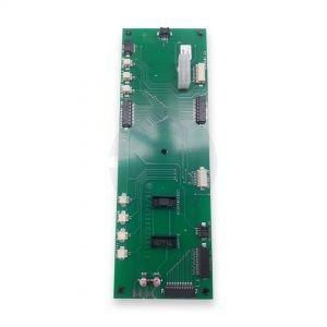 60104809 - IO PCB Quixant 6000 Alphastar - Newer Version
