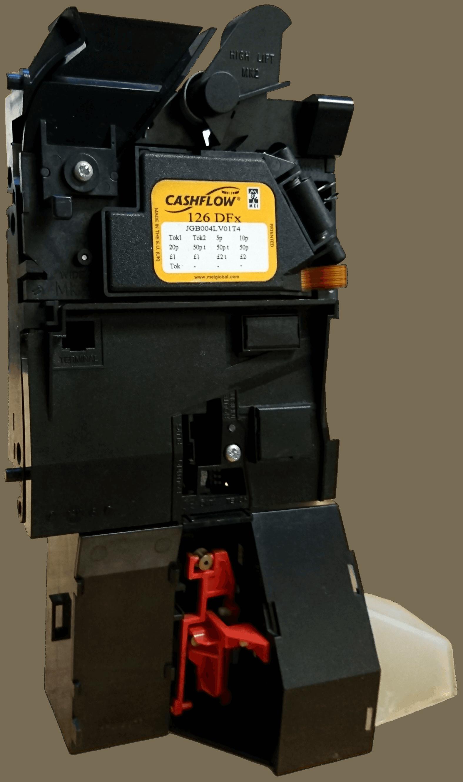 CF126 DFX - MEI - Coin Validator