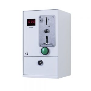 Token Operated Timer - DPL Display Timer