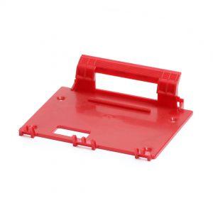 55033971 60089939 - 11036721 Azkoyen U+ II hopper Red Hopper Slipper