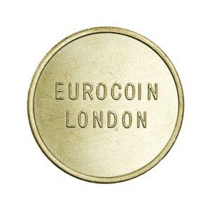 Brass token
