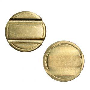 Brass tokens uk