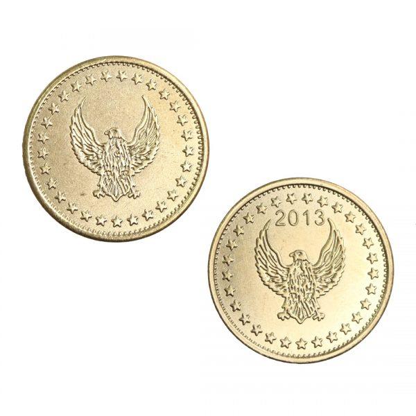 Eagle coin token