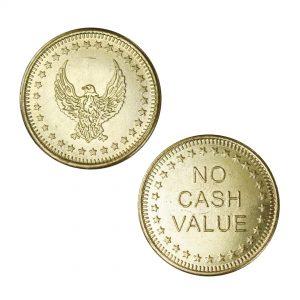 Brass-coin