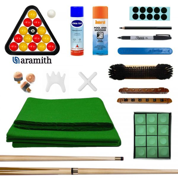 Deluxe-complete-solution-pool-table-kit