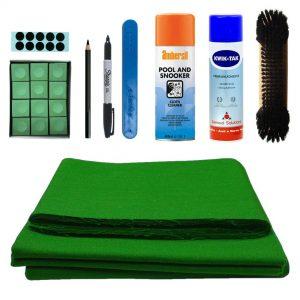 Pool-table-cloth-felting-kit