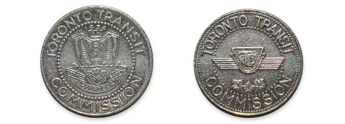 Toronto-tokens