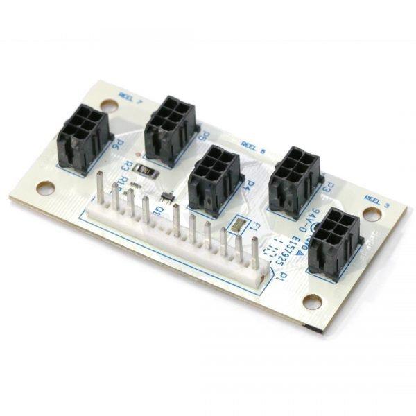 EA74426 -TOP REEL DISTRIBUTION BOARD - White Reel Board - XP74425 - 11000166
