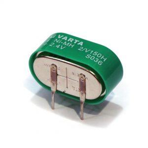 2.4V NI-MH Battery For MPU 3 & 4 Varta (SE)