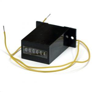 31050105 - EM1224VDCA6 NON-RESET 6 DIGIT BASEMOUNT METER (ROHS)-