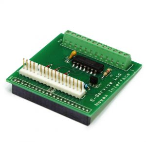 E-Service Nayax Interface PCB For 300x Series inc Meter Mod. Issue C