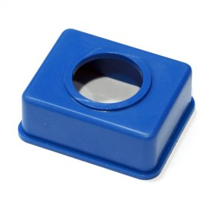 Gamesman Pushbutton - GPB 120 - CLEAR PUSHBUTTON (AHCAABBF) (RoHS)