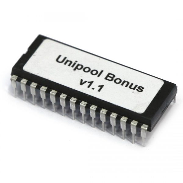 PIC CHIPS VERSION 1.1 UNIPOOL BOARD