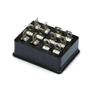 Universal Hopper - Black Female Mk34 plug